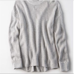 American Eagle crew knit sweater